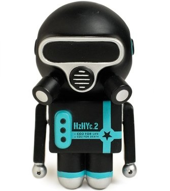 Greene - HzHYc.2 figure by Unklbrand, produced by Unklbrand. Front view.