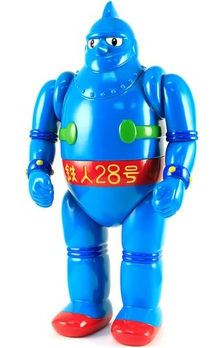 DX Tetsujin T-28 figure by M1Go, produced by M1Go. Front view.