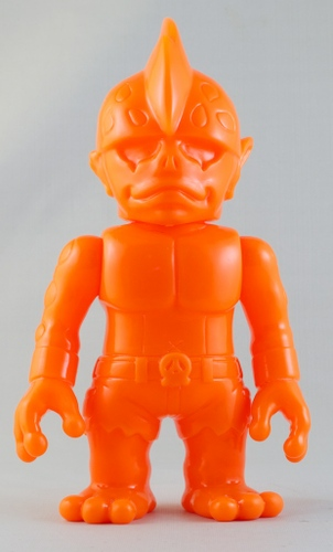 Mutant Head Orange Unpainted