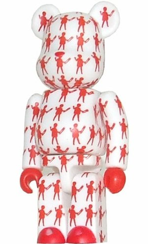 Mint Designs - Secret Be@rbrick Series 16 figure by Mint Designs, produced by Medicom Toy. Front view.