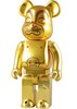 Golden Idol (Indiana Jones) Be@rbrick 400%