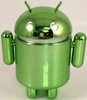 Green Metallic Android