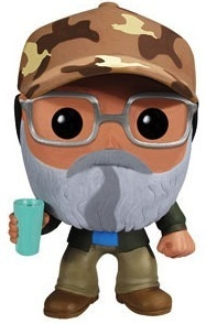 Uncle Si POP! - Duck Dynasty