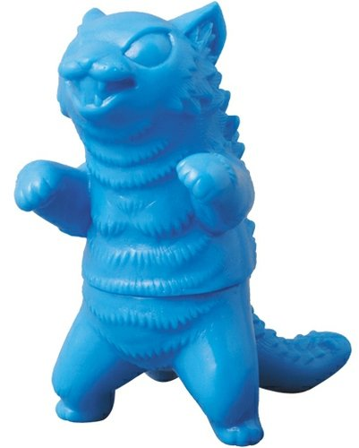 Graffiti Negora - Rakugaki Blue figure by Konatsu X Max Toy Co., produced by Max Toy Co.. Front view.