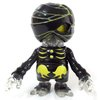 Damage Brain Black Mummy - Neon Yellow ver. Secret Base Fan Club Exclusive