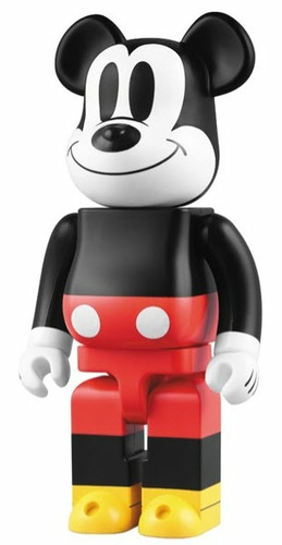 Mickey Mouse Be@rbrick 1000%