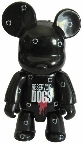 Reservoir Dogs - Chase figure by Toy2R, produced by Toy2R. Front view.