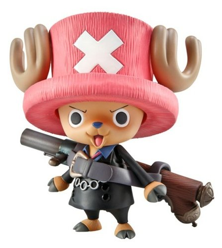 Tony Tony Chopper Ver.2 Strong Edition  figure, produced by Megahouse. Front view.