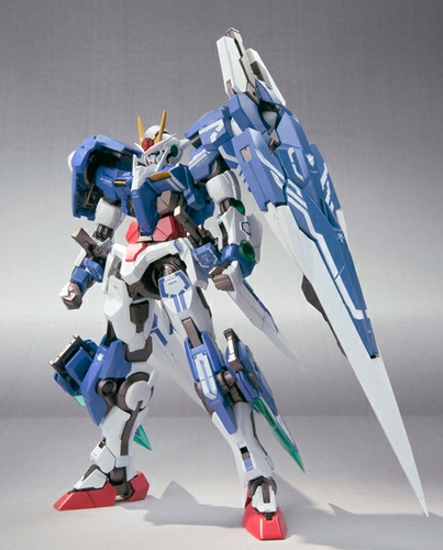 Metal Build 00 Gundam Seven Sword