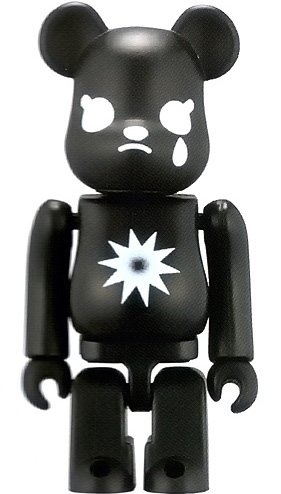 Secret Cute Be@rbrick Series 3 figure, produced by Medicom Toy. Front view.