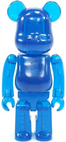 Jellybean Be@rbrick Series 15 figure, produced by Medicom Toy. Front view.