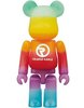 Orange Range Be@rbrick 100% GID