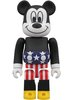 Mickey Mouse Be@rbrick 100% - USA Ver.