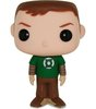 Sheldon Cooper POP! - Green Lantern