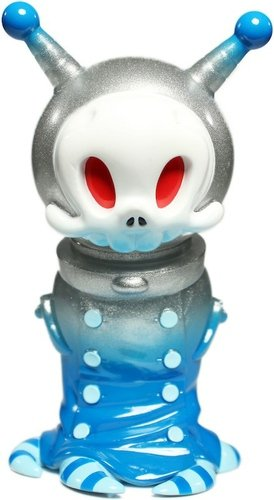 Big Sal - SDCC Exclusive figure by Brandt Peters X Kathie Olivas, produced by Super7. Front view.
