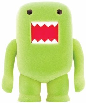 Domo - Lime Soda figure, produced by Dark Horse. Front view.