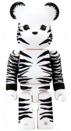 Animal Be@rbrick Series 3 figure, produced by Medicom Toy. Front view.