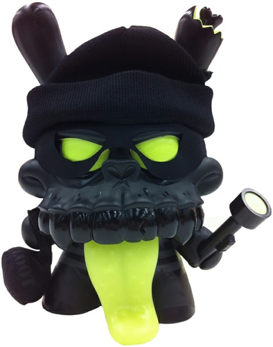 Zombie Robber Dunny - SDCC '11