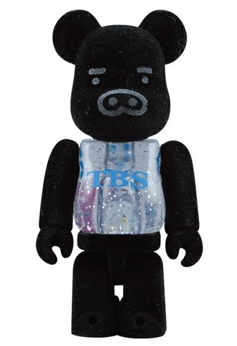 Boobo Be@rbrick 100% - Summer Version figure by Boobo, produced by Medicom Toy. Front view.