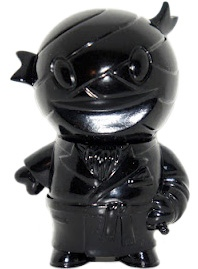 Pocket Invisiboy - Unpainted Black, SSSS Exclusive