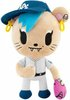 "Tokidoki x MLB Dodgers 8"" Royal Pride Savannah"
