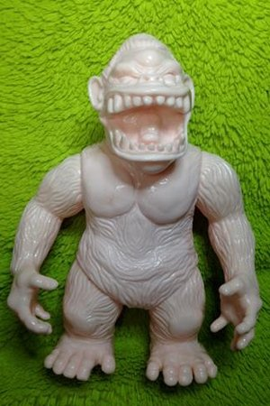 Violent Beast (Kong) figure by Siccaluna Koubo, produced by Siccaluna Koubo. Front view.