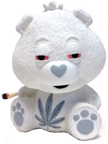 WeedBear - Polar Bear