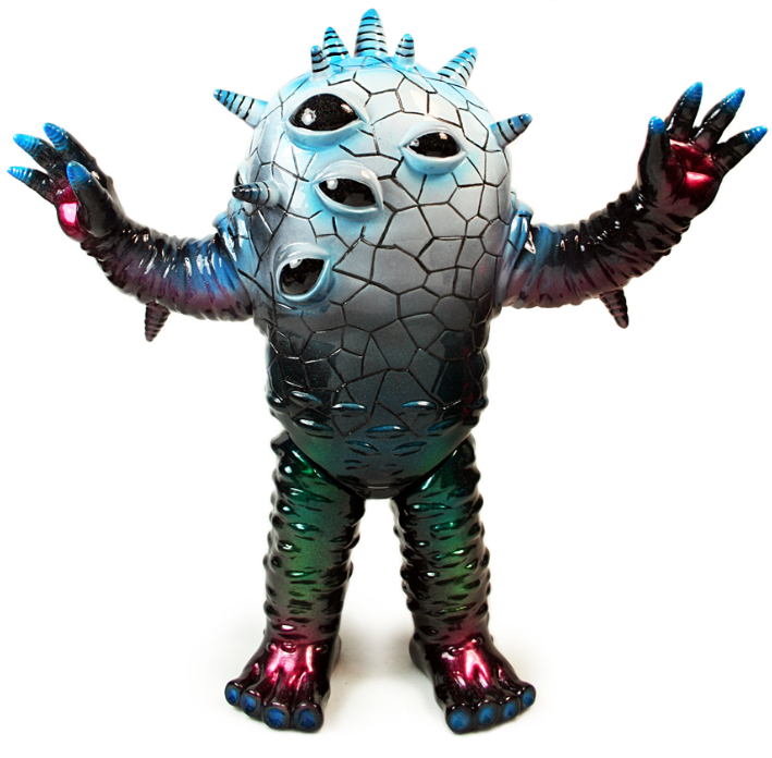 Zombie Kaiju Eyezon - Black Eyes