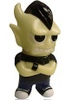 Mini Oni-Head - GID with Black Hair