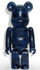 Bape Play Be@rbrick S3 - blue
