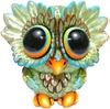 Medee Owl - Pearly Pale Green