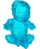 "Autopsy Zombie Staple Baby - ""Blue Sky"" Toy Art Gallery Exclusive"
